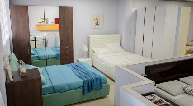 Корпусная мебель — гарнитуры в спальню