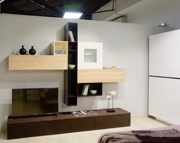 Модульная гостиная в современном стиле