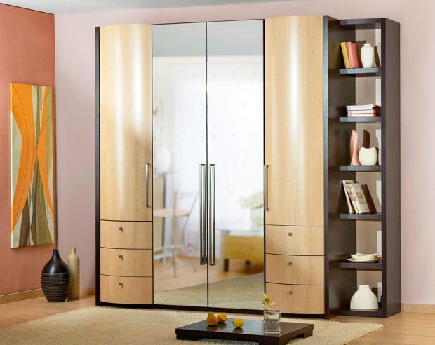 Как выбрать лучший шкаф в спальню